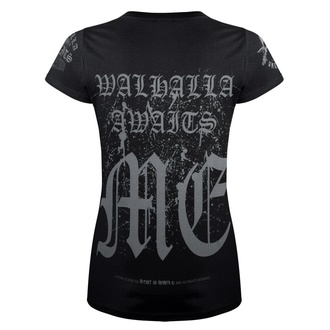 T-shirt pour femmes VICTORY OR VALHALLA - DEAMON, VICTORY OR VALHALLA