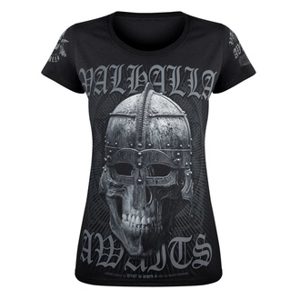 T-shirt pour femmes VICTORY OR VALHALLA - VIKING, VICTORY OR VALHALLA