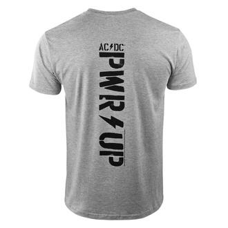 T-shirt pour hommes AC / DC - PWR 011, F.B.I., AC-DC