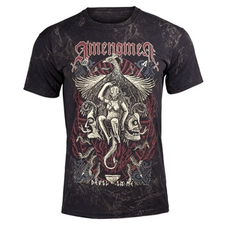 T-shirt pour hommes AMENOMEN - DEVIL IN ME, AMENOMEN