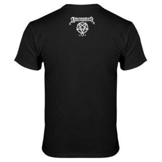 T-shirt pour homme AMENOMEN - FORGET CALM JUST LISTEN TO DEATH METAL, AMENOMEN