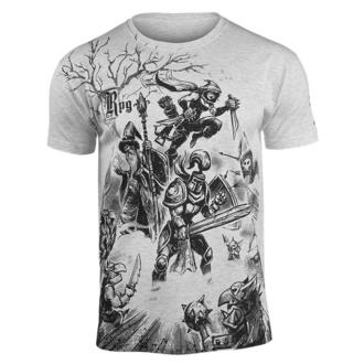 t-shirt pour hommes - Vikings Gods RPG - ALISTAR, ALISTAR