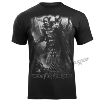 t-shirt pour hommes - IN MEMORY OF VIKING - VICTORY OR VALHALLA, VICTORY OR VALHALLA