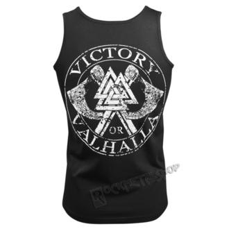 Débardeur hommes VICTORY OR VALHALLA - VIKING SKULL, VICTORY OR VALHALLA