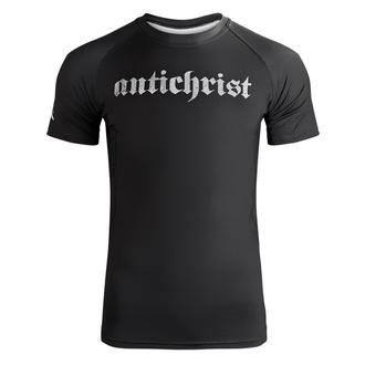 T-shirt pour homme (technique) HOLY BLVK - RASHGUARD ANTICHRIST, HOLY BLVK