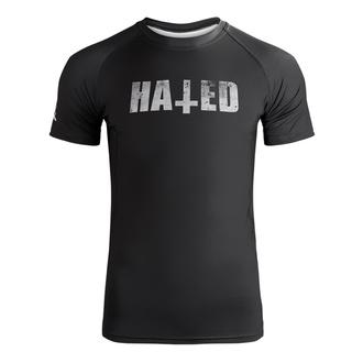 T-shirt pour homme (technique) HOLY BLVK - RASHGUARD - HATED, HOLY BLVK