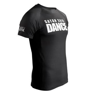 T-shirt pour homme (technique) HOLY BLVK - RASHGUARD SATAN SAID DANCE, HOLY BLVK