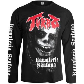 tee-shirt métal pour hommes Turbo - KAWALERIA SZATANA - CARTON, CARTON, Turbo