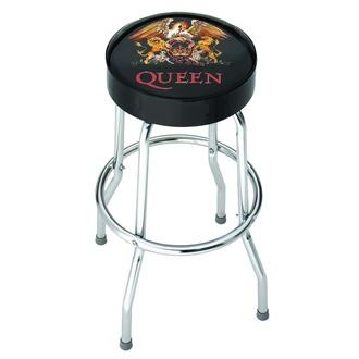 Tabouret de bar QUEEN - CLASSIC CREST, NNM, Queen