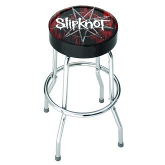 Tabouret de bar SLIPKNOT - GLITCH, NNM, Slipknot