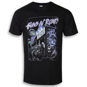 T-shirt pour homme Guns N' Roses - Sunset Boulevard - ROCK OFF, ROCK OFF, Guns N' Roses