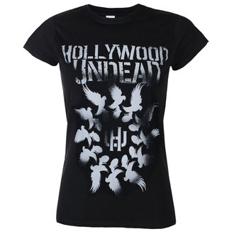 tee-shirt métal pour femmes Hollywood Undead - DOVE GRENADE SPIRAL - PLASTIC HEAD, PLASTIC HEAD, Hollywood Undead