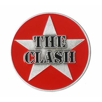 Pins THE CLASH - MILITARY LOGO - RAZAMATAZ, RAZAMATAZ, Clash