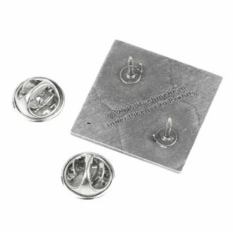 Pins MACHINE HEAD - DIAMOND LOGO - RAZAMATAZ, RAZAMATAZ, Machine Head