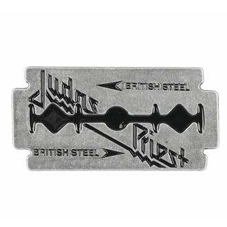 Pins JUDAS PRIEST - BRITISH STEEL - RAZAMATAZ, RAZAMATAZ, Judas Priest