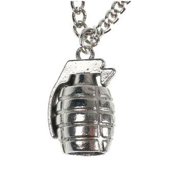 Pendentif/ collier Grenade, FALON