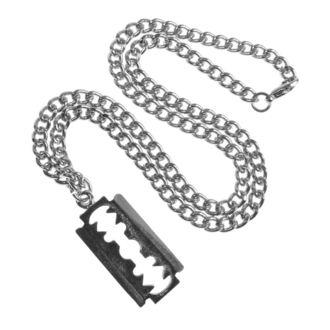Pendentif/ collier Le rasoir - PSY597