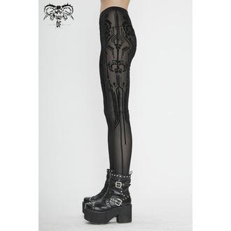 Pantalon pour femmes (leggings) DEVIL FASHION, DEVIL FASHION