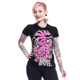 t-shirt pour femmes - PURR EVIL - CUPCAKE CULT, CUPCAKE CULT