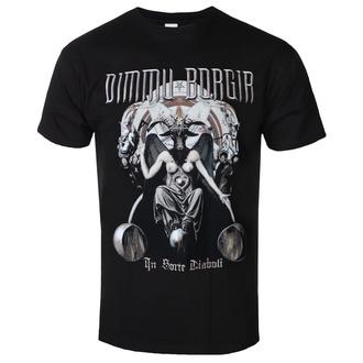 tee-shirt métal pour hommes Dimmu Borgir - GOAT - PLASTIC HEAD, PLASTIC HEAD, Dimmu Borgir