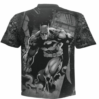 t-shirt pour homme SPIRAL - Batman - VENGEANCE WRAP - Noir, SPIRAL, Batman