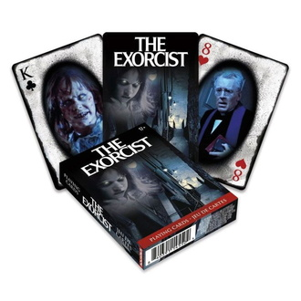 Cartes  L'Exorciste, NNM, Exorcist