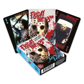 Cartes Vendredi 13 - Jason, NNM, Friday the 13th