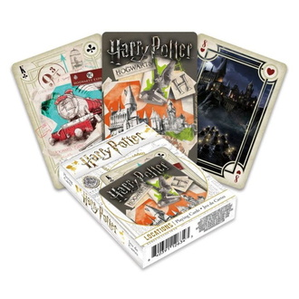 Cartes Harry Potter - Emplacements, NNM