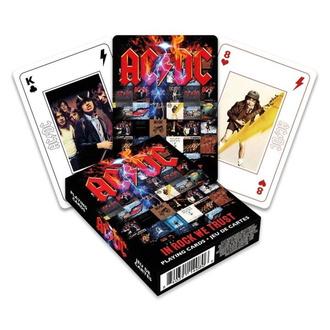 Cartes AC / DC - In rock we trust, NNM, AC-DC