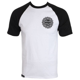 t-shirt pour hommes - CCC mandala UNI - COLLECTIVE COLLAPSE, COLLECTIVE COLLAPSE