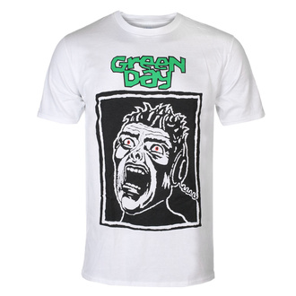 tee-shirt métal pour hommes Green Day - Scream - ROCK OFF, ROCK OFF, Green Day