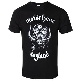 tee-shirt métal pour hommes Motörhead - England - ROCK OFF, ROCK OFF, Motörhead