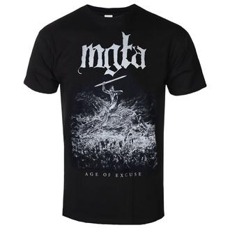 tee-shirt métal pour hommes Mgła - Age of excuse - MASSACRE RECORDS, MASSACRE RECORDS, Mgła