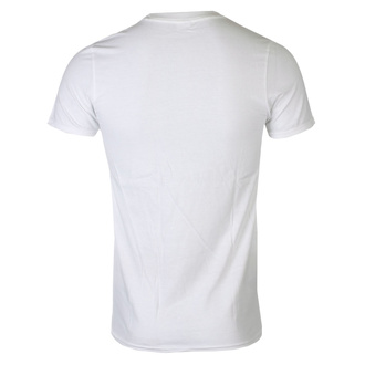 T-shirt LINKIN PARK pour hommes - BRACKET LOGO (BLANC) - PLASTIC HEAD, PLASTIC HEAD, Linkin Park