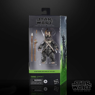 Figurine STAR WARS - Teebo (Ewok), NNM, Star Wars
