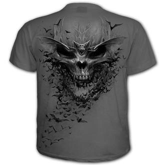 t-shirt pour hommes - BAT SKULL - SPIRAL, SPIRAL