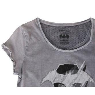 t-shirt de film pour femmes Batman - ANTRACITE -
