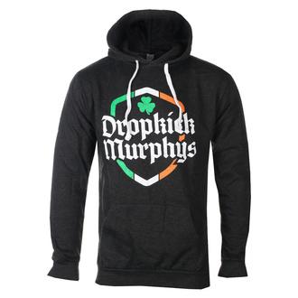 Sweat à capuche pour hommes Dropkick Murphys - Ire Shield - Noir - KINGS ROAD - 20168699