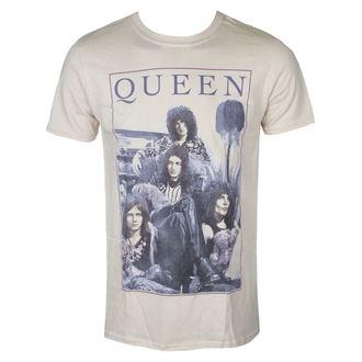 T-shirt pour hommes Queen - Vintage Frame - ROCK OFF, ROCK OFF, Queen