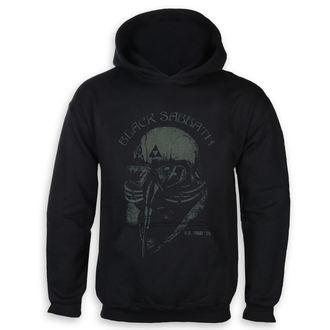 sweat-shirt avec capuche pour hommes Black Sabbath - US Tour '78 - ROCK OFF, ROCK OFF, Black Sabbath