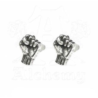 Boucles d'oreilles Rage Against The Machine - Fist - ALCHEMY GOTHIC, ALCHEMY GOTHIC, Rage against the machine