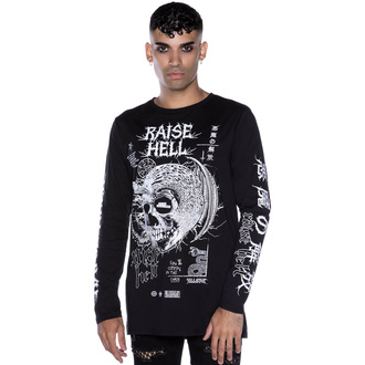 T-shirt à manches longues unisexe KILLSTAR - Raise Hell, KILLSTAR