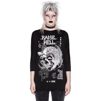 T-shirt (tunique) pour femmes KILLSTAR - Raise Hell - Raglan, KILLSTAR
