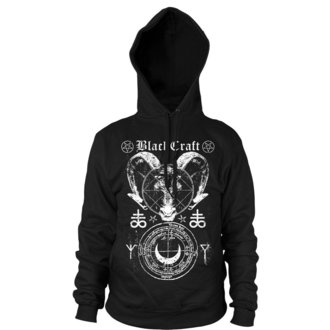 sweat-shirt avec capuche pour hommes - Leviathan - BLACK CRAFT, BLACK CRAFT
