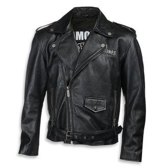 Veste hommes (motard) Ramones - BLACK, NNM, Ramones