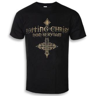 tee-shirt métal pour hommes Rotting Christ - Non Serviam - RAZAMATAZ, RAZAMATAZ, Rotting Christ