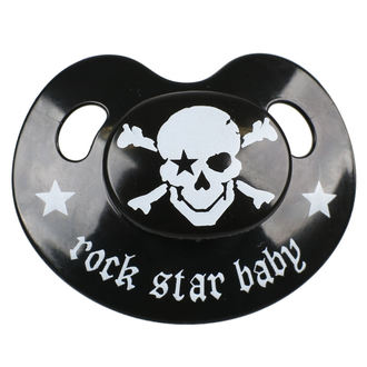 Tétine ROCK STAR BABY - Pirate, ROCK STAR BABY