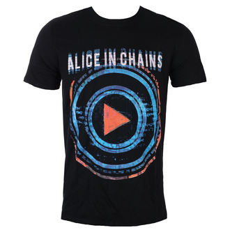 tee-shirt métal pour hommes Alice In Chains - Played - ROCK OFF, ROCK OFF, Alice In Chains
