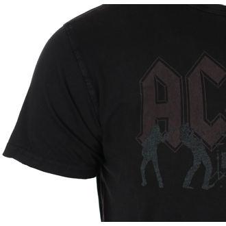 tee-shirt métal pour hommes AC-DC - Vintage Silhouettes - ROCK OFF, ROCK OFF, AC-DC
