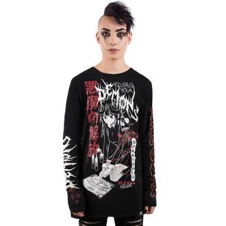 T-shirt unisexe à manches longues KILLSTAR - Release Me, KILLSTAR